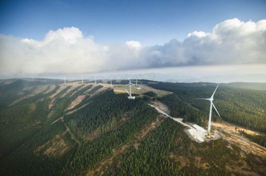 Windpark Steinriegl