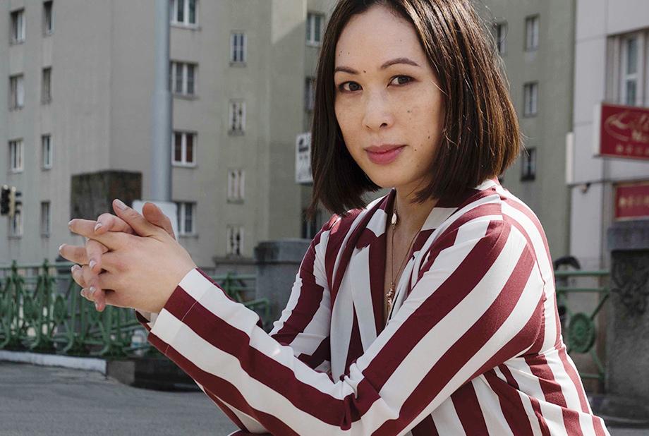 Schauspielerin, Moderatorin und seit Kurzem auch Kabarettistin Miriam Hie