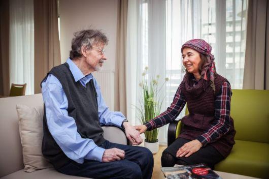 Adana und ihr Mann Wolfgang